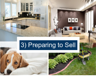 Preparing your property for sale