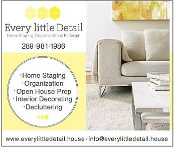 Every Little Detail - Home Staging