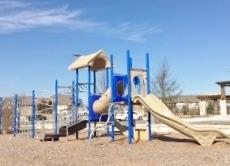 Meadows of Kyle community Playscape