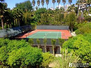 Tennis Court Real del Mar, Tijuana Baja California