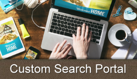 Custom Search Portal