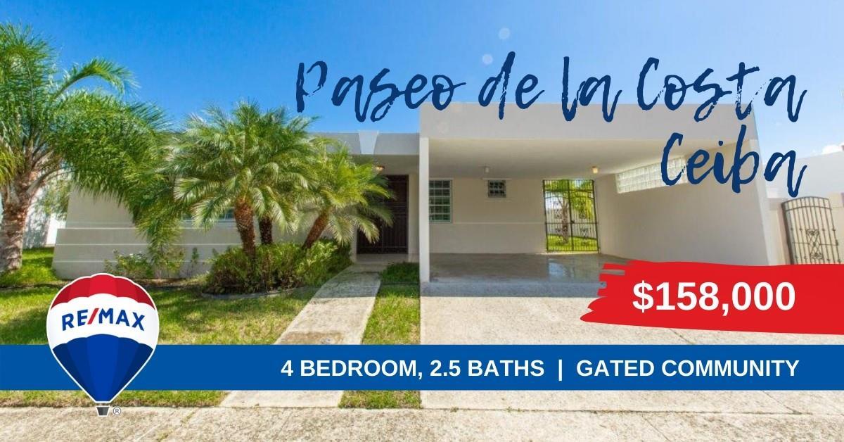 Home for Sale in Ceiba PuertoRico near Puerto Del Rey