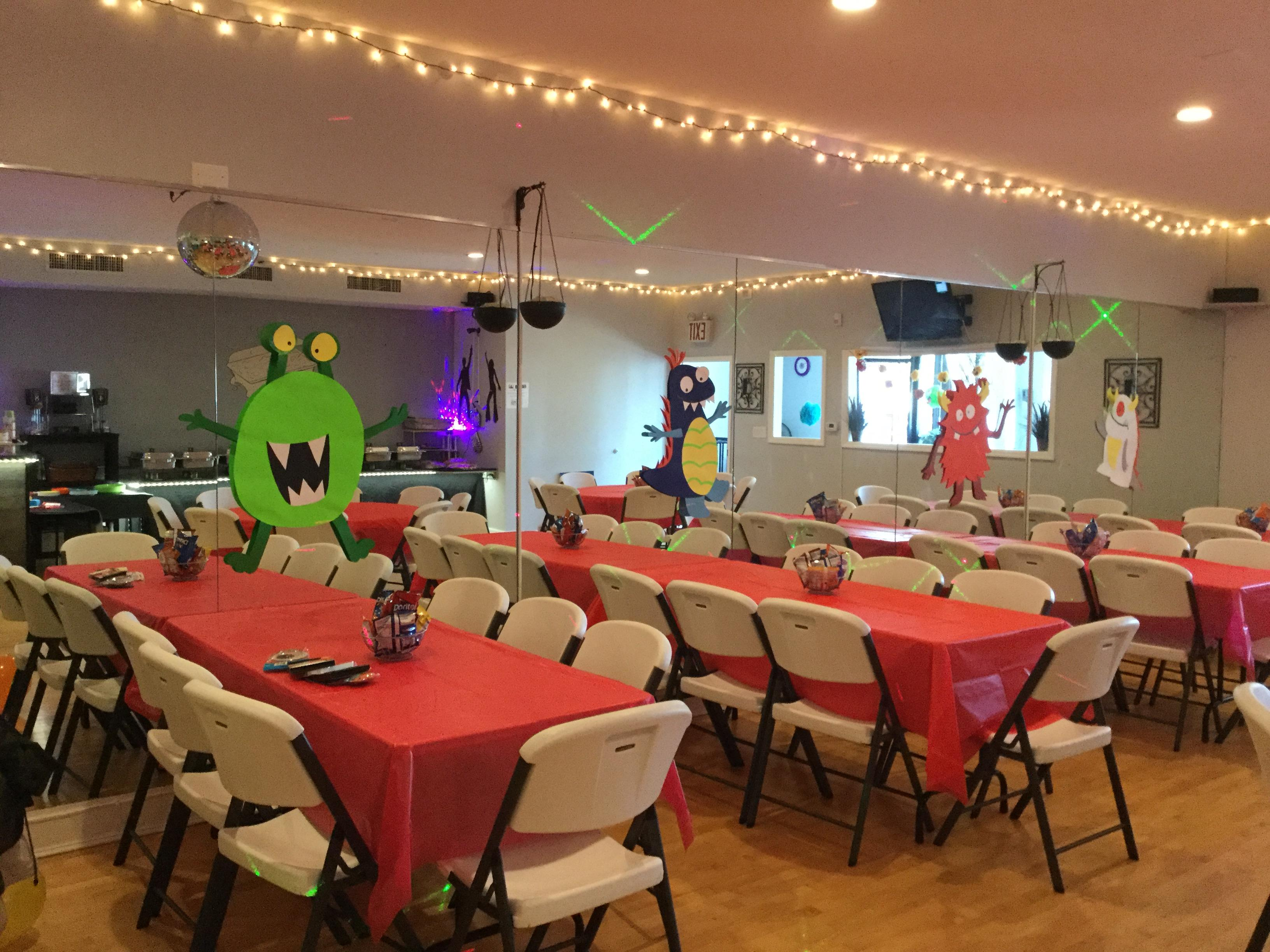 Susans House of Magic Meeting Party Room Rentals Birthday