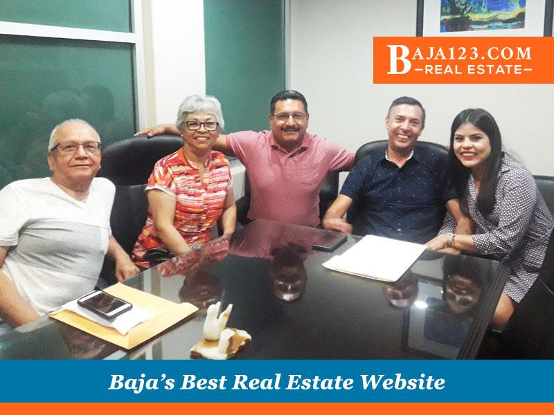 Oscar Mendez' Happy Buyers at Castillos del Mar Unit 35