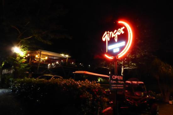Ginger Restaurant Playa Hermosa Costa Rica