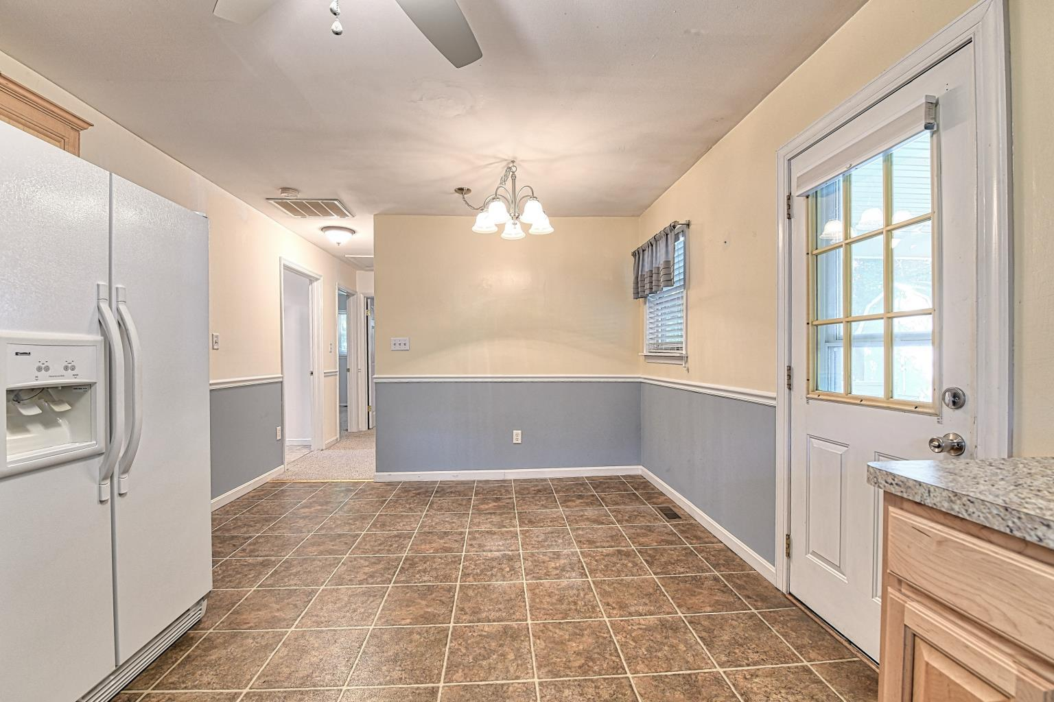 Large Eat In Kitchen at 29783 Skyview Drive, in Golden Beach MD, Southern MD.  This home is listed by Your Golden Beach Realtor, Marie Lally.  Call Marie at 301-748-8698