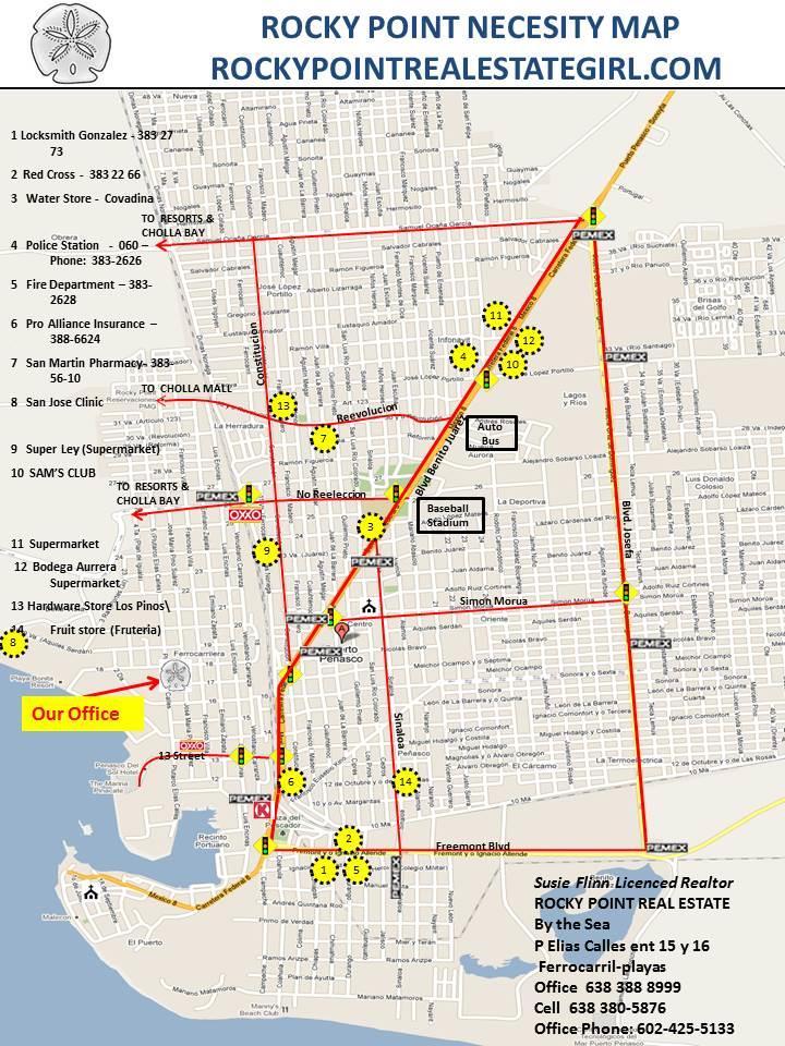 Maps Susan Flinn