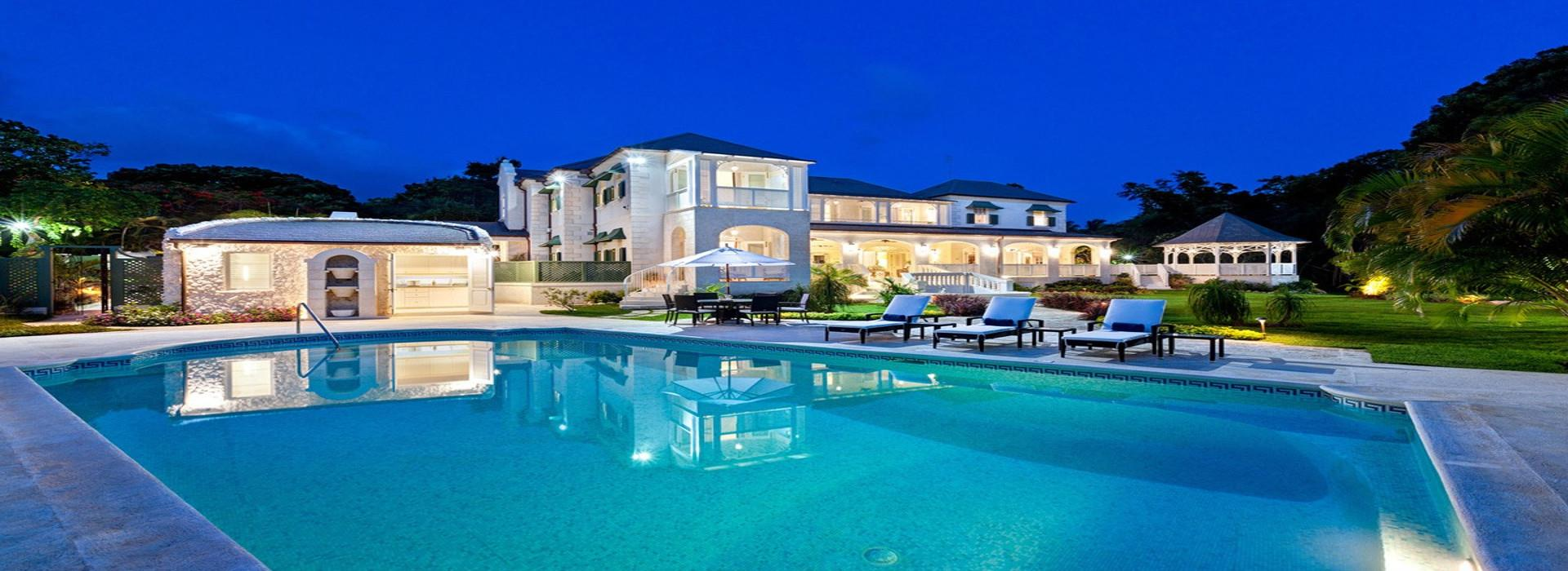 one sandy lane villa barbados