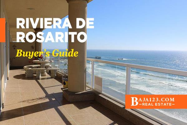 RIVIERA TOWER, ROSARITO BEACH