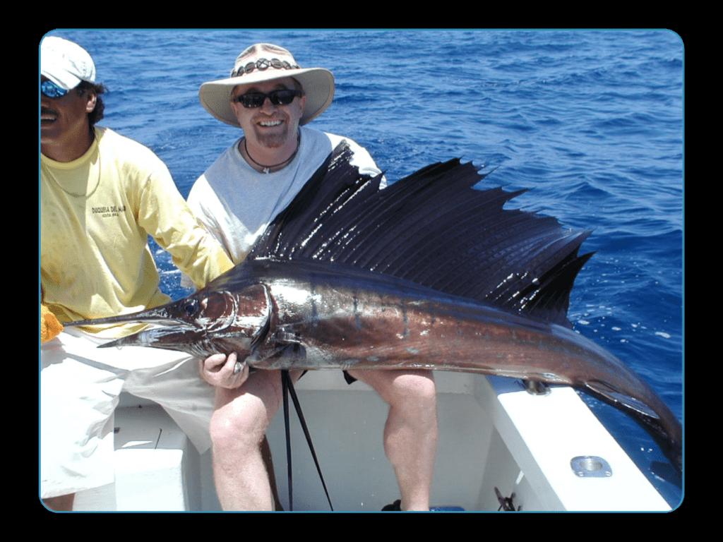 Sail Fishing Costa Rica