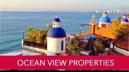 Ocean View Properties in Puerto Vallarta