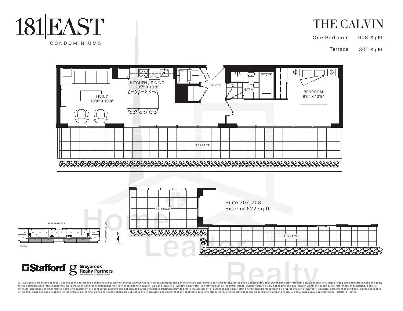 181 East Condos