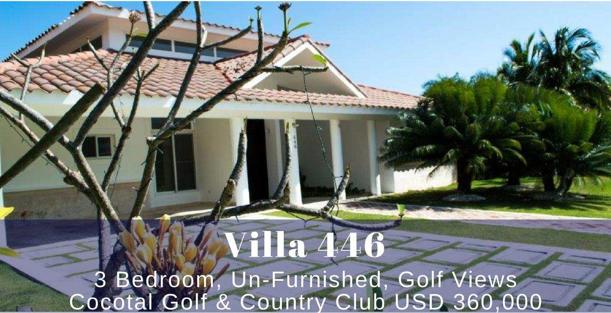 Punta Cana Villa For Sale