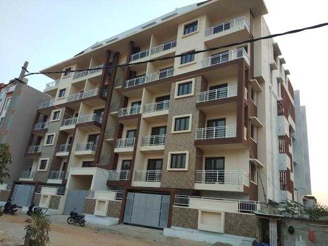 2BHK & 3BHK Cheap Price Apartment for sale in Bangalore North K-Narayanpura Thanisandra road Bangalore