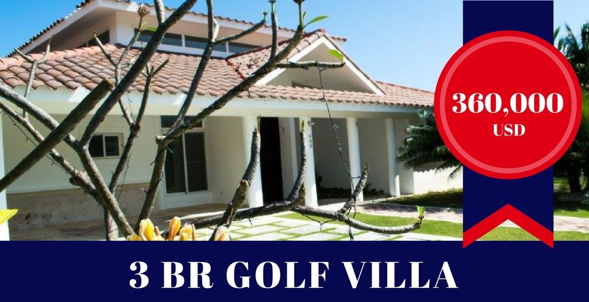 Punta Cana Villa For Sale