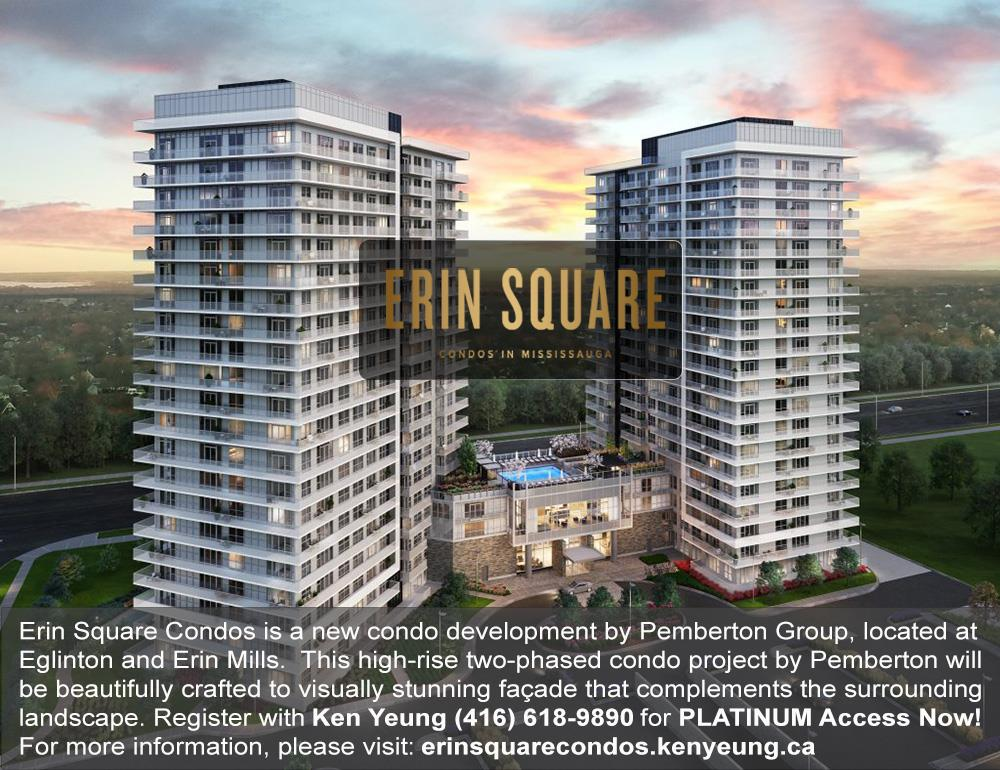 Erin Square Condos Main
