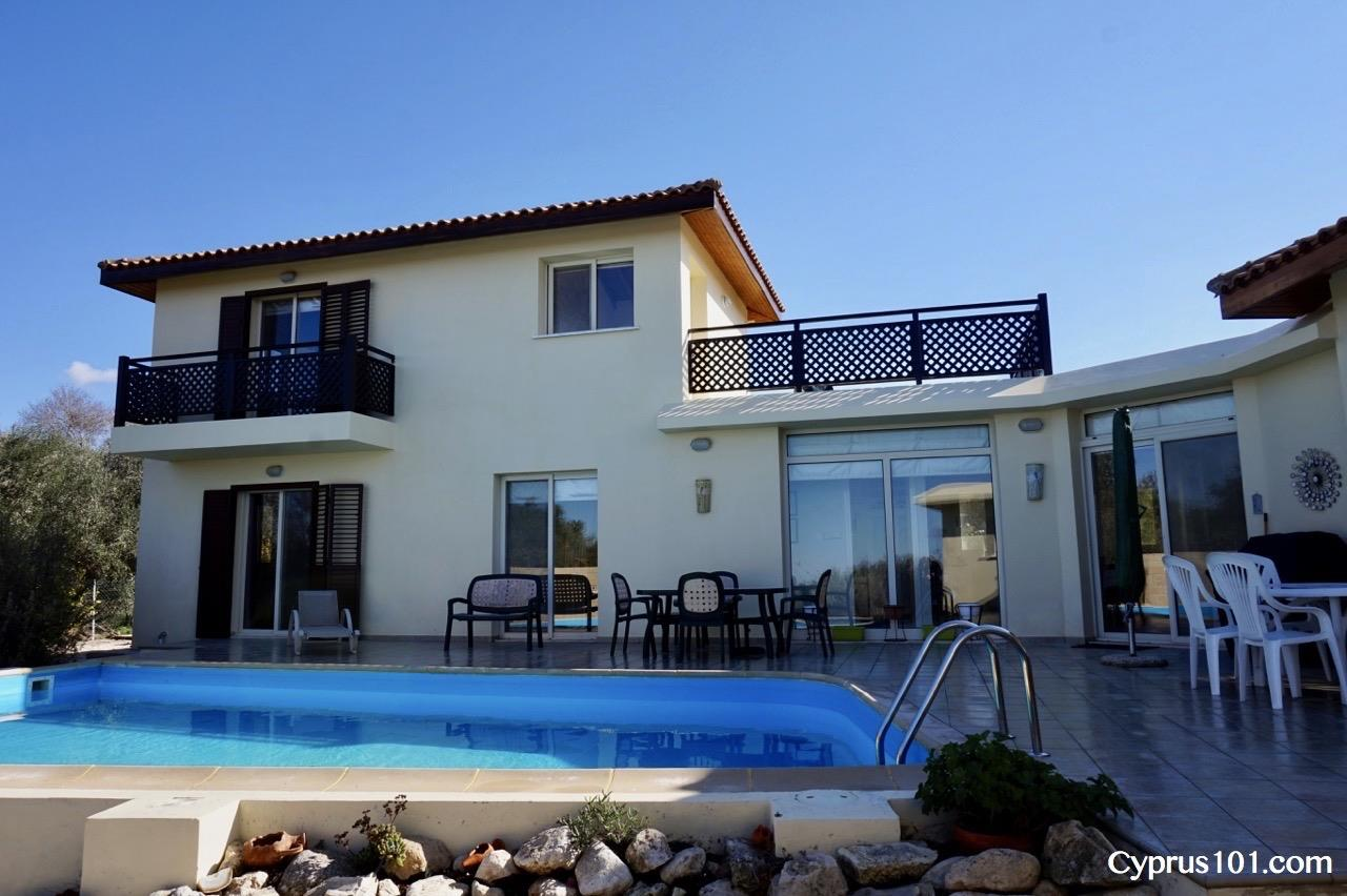 Lasa Villa for sale Cyprus