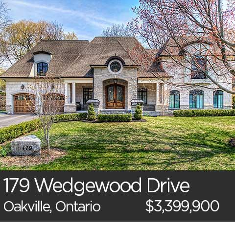 179 wedgewood drive oakville home for sale