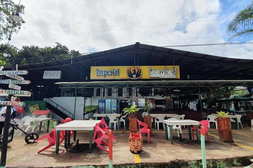 Bambu Bar, Playas del Coco, Costa Rica