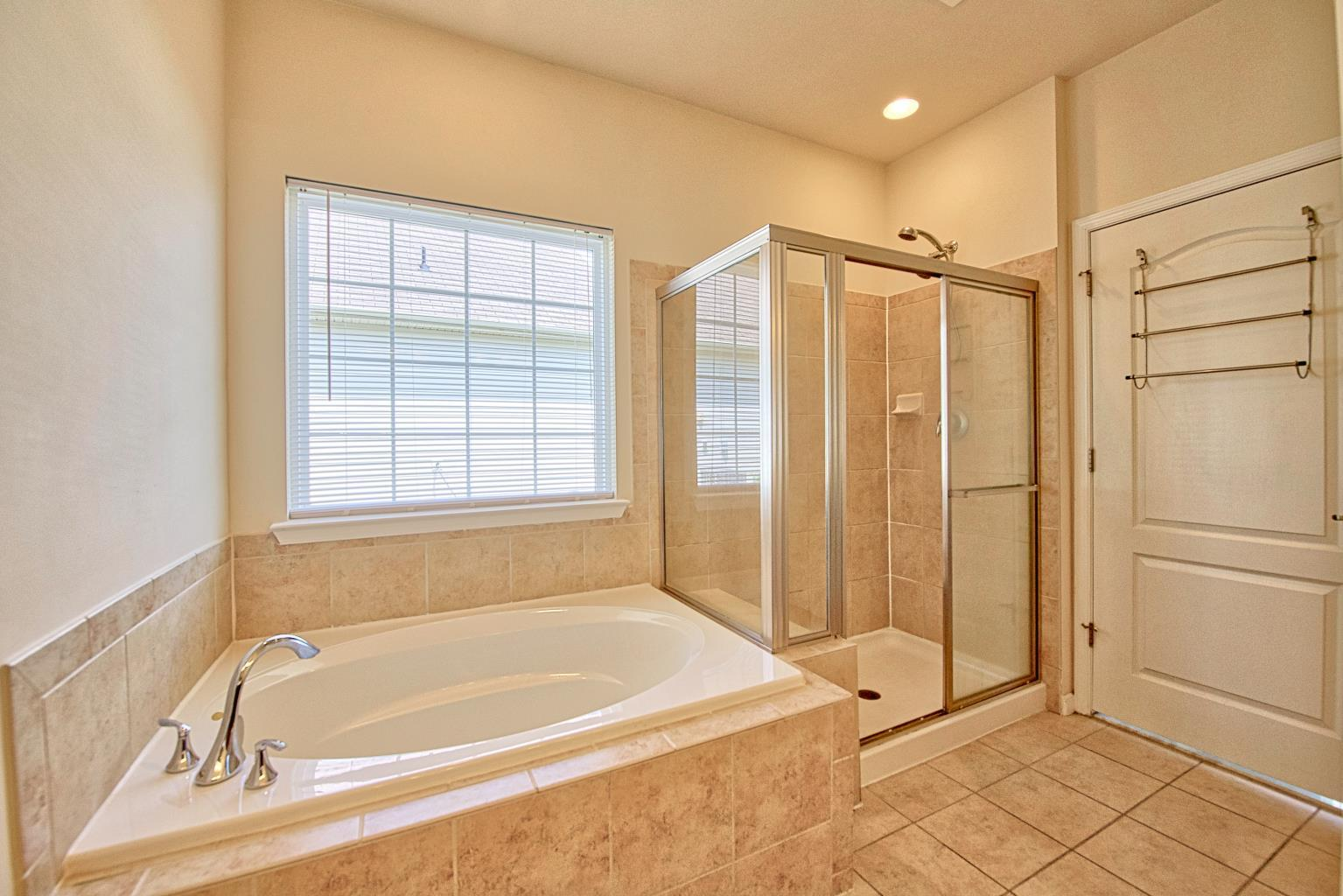 Luxurious Bathroom at 11194 Commanders Lane in White Plains, in Heritage at St Charles - Another beautiful home for sale by Marie Lally, Your Southern Maryland Realtor!