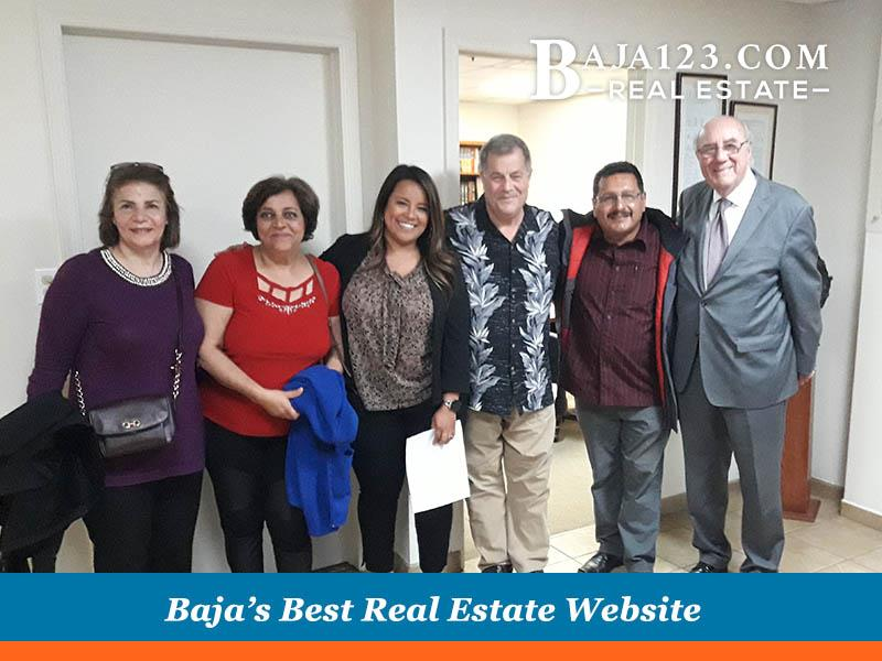 Oscar Mendez' Happy Buyers in the Rosarito Beach Condo Hotel