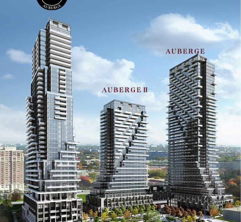 Chateau Auberge On The Park Condos