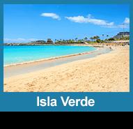 Properties in Isla Verde, Puerto Rico