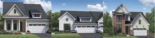 Regency at Creekside Meadows 55+ Active Adult Homes