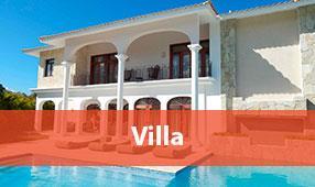villas in cocotal