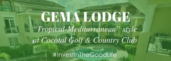 Gema Lodge at Cocotal Golf & Country Club