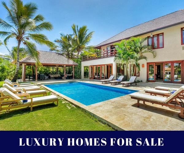 Luxury homes for sale in Punta Cana