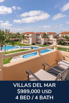 Punta Matzoma, Suite B 303 Villas del Mar, Puerto Aventuras