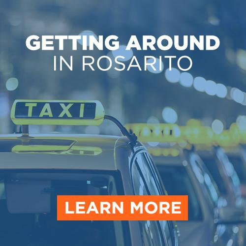 Getting Around in Rosarito