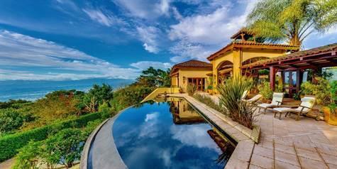 Escazu Luxury Home For Sale C.R.R.V.P.