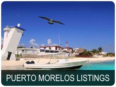 puerto morelos real estate