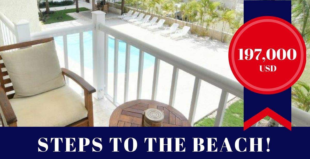Beach Residency A3 Punta Cana Condo For Sale