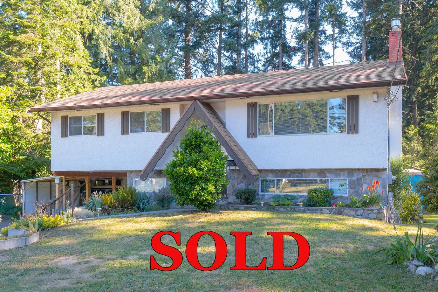 Sold in Colwood by David Stevens, Royal LePage, Victoria, BC