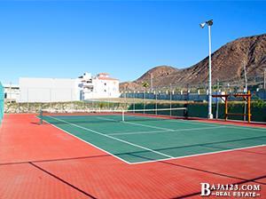 Puerta del Mar Tennis Court