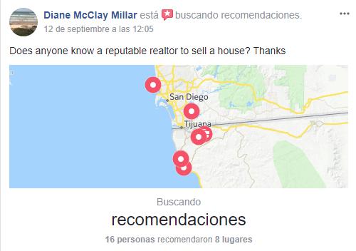 Gerardo testimonial map