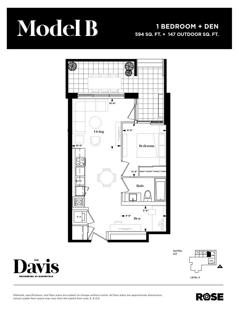 The Davis Condo