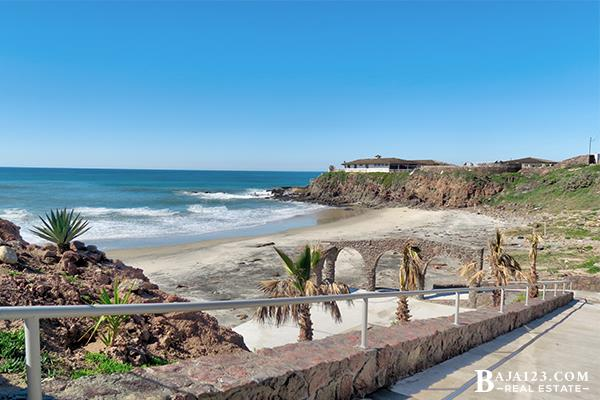 LA JOLLA EXCELLENCE BEACH ACCESS  ROSARITO BEACH
