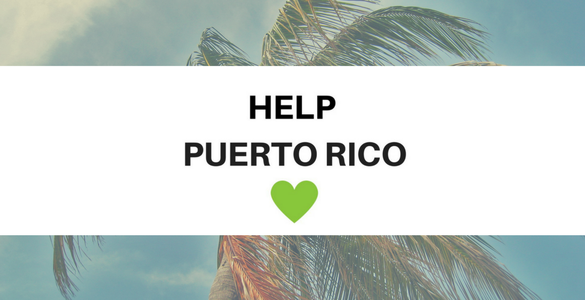 Water Filter Campaign in Puerto Rico by GiveBack Homes