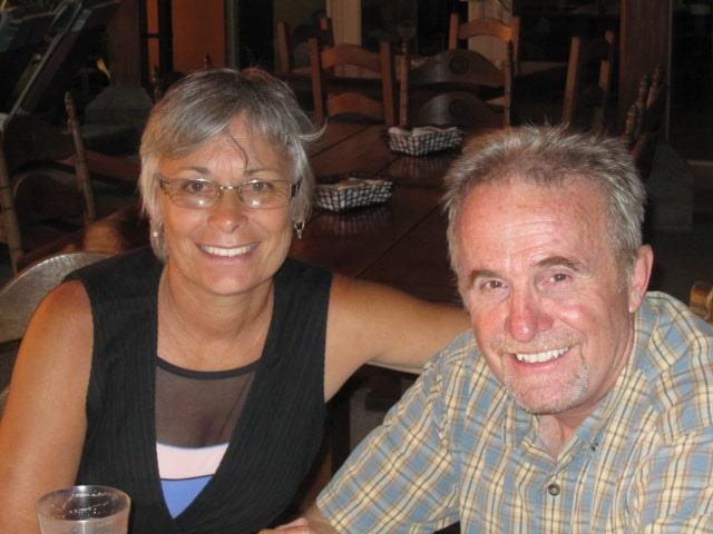 Herb & Donna DeMars in Costa Rica