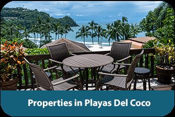Properties in Playas Del Coco