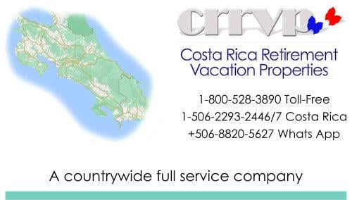 How to find the best locations and properties in Costa rica