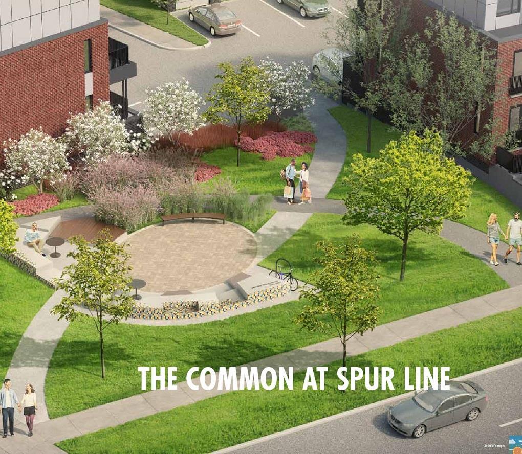 Spur Line Common