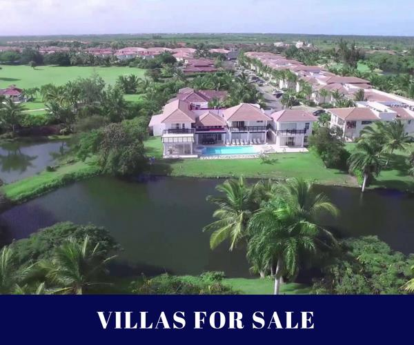 Villas for sale in Punta Cana