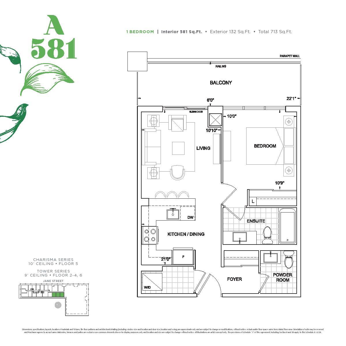 Charisma Condos 2 Floor Plans (1)