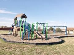 Playscape in Post Oak Kyle