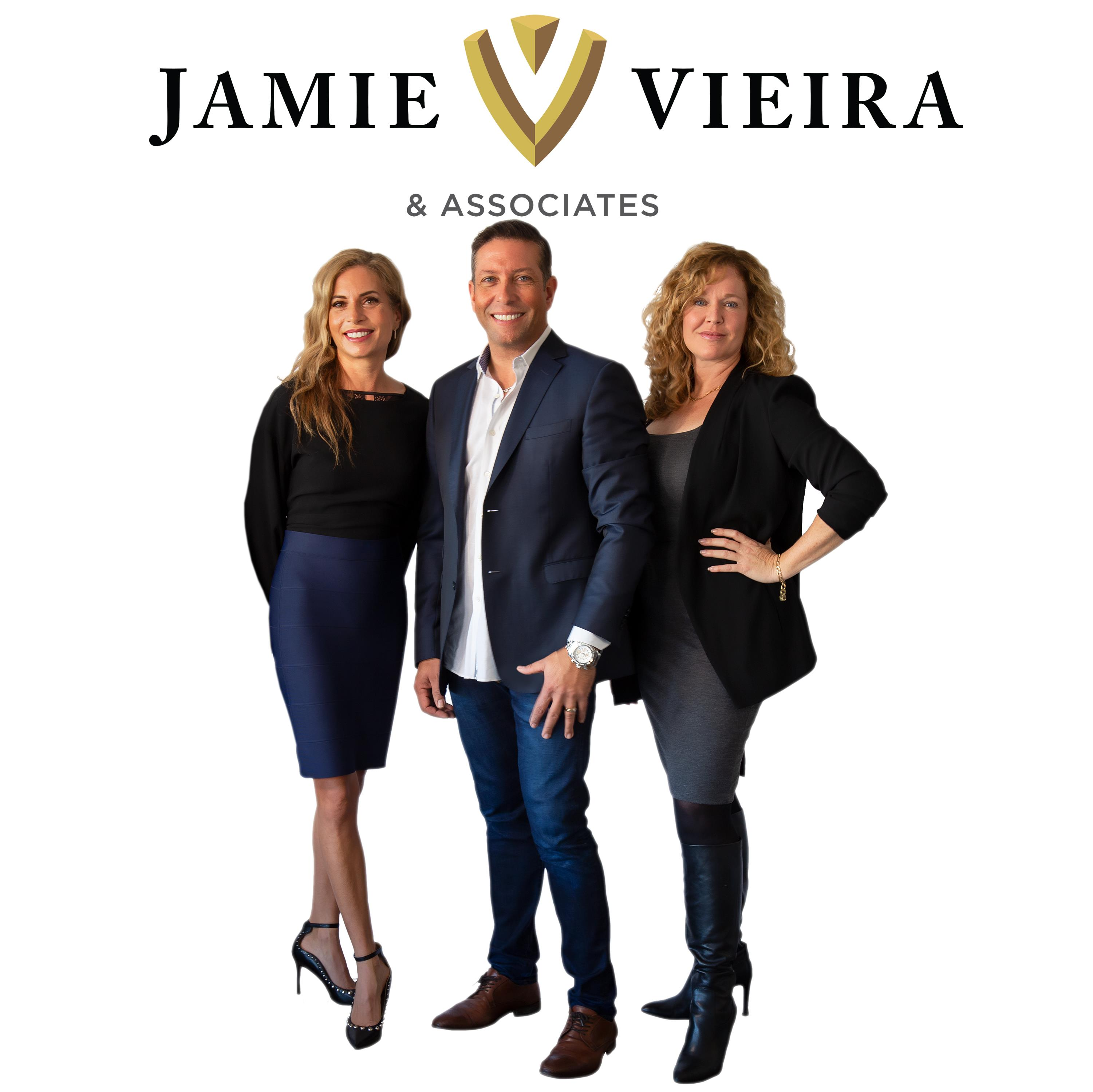 jamie vieira and associates real estate team 2019